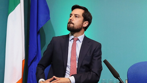 Minister Eoghan Murphy signed the order to allow the vote in Tipperary to go ahead