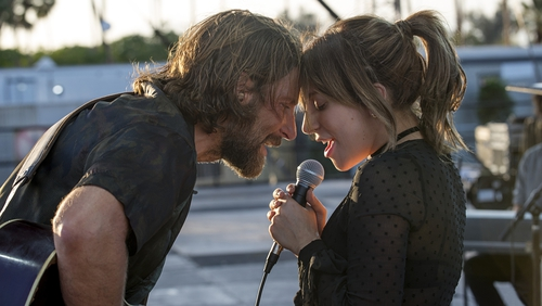 A Star is Born is released in cinemas on October 3
