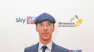 "Benedict Cumberbatch: ""I didn't really think twice about knives or acid or any of the other things that can be part of that situation so it was a bit foolhardy..."""