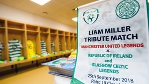 €1.5 million was raised from the Liam Miller tribute match