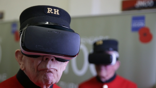 Virtual reality can be one way to help stroke patients recover.