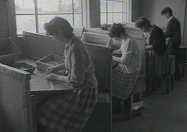 Mosaic Factory Workers (1963)