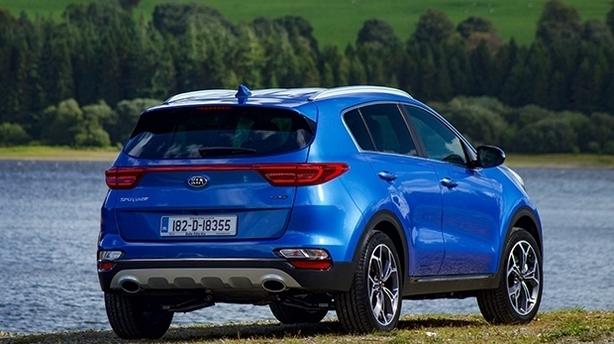 Kia launches upgraded Sportage and bigger Ceed estate