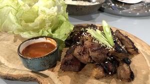 Marinated Asian Beef Short-Ribs