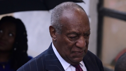 1031ea5296a2 Bill Cosby sentenced to up to ten years in prison