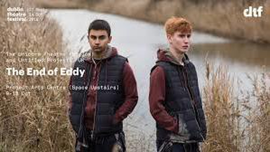 """""""The End Of Eddy"""" director Stewart Laing"""