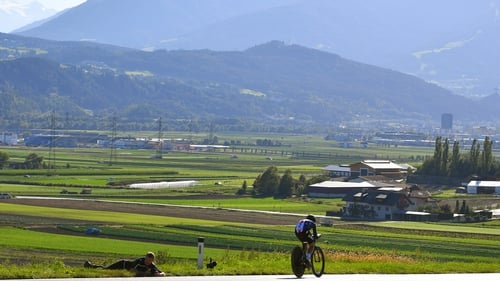 The championships take place in Wattens near Innsbruck, Austria