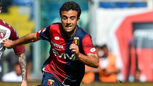 Giuseppe Rossi: USA-born Italian faces doping ban