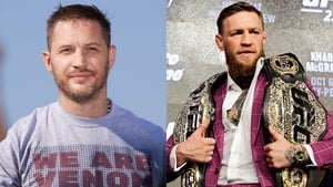 Tom Hardy discusses decision to base Venom character on Conor McGregor