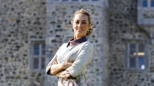 Kathryn Thomas surprised the first two leaders of this year's Operation Transformation