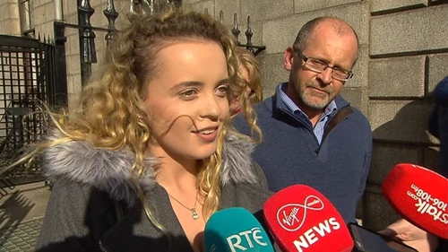 Rebecca Carter won her case at the High Court
