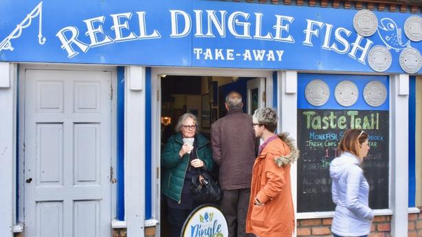 Reel Dingle Fish Take Away