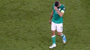 Republic of Ireland striker Jon Walters has returned to his parent club Burnley