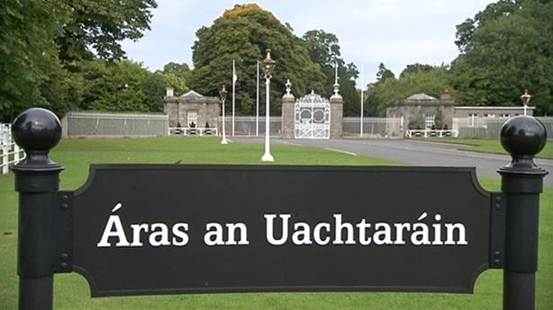 Áras an Uachtairáin