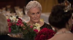 A bouquet of barbed wire: Glenn Close in The Wife