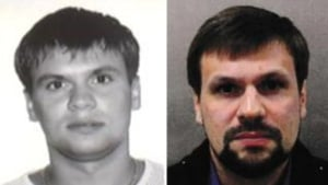 UK-based investigators say Ruslan Boshirov is in fact Anatoly Chepiga (Pic: Bellingcat)