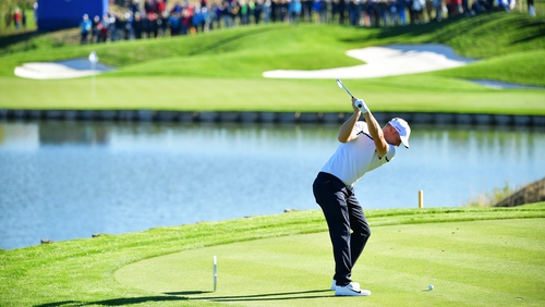 Alex Noren has already won at Le Golf National this year