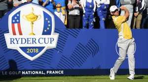 Paul Casey is at his first Ryder Cup for a decade