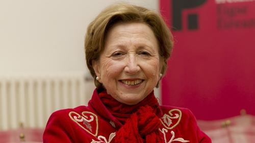 Poetry Programme host Olivia O'Leary
