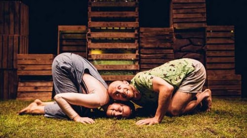Second Hand Dance bring 'Grass' to The Ark for this year's Dublin Theatre Festival