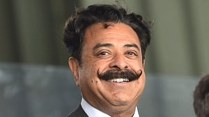 Shahid Khan also owns the Jacksonville Jaguars