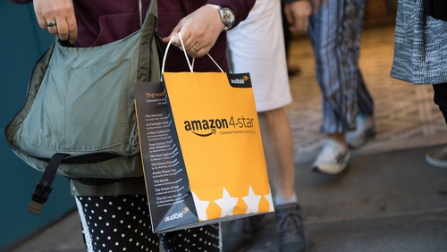 Amazon's profit jumped 63% from a year ago to $3 billion in the fourth quarter