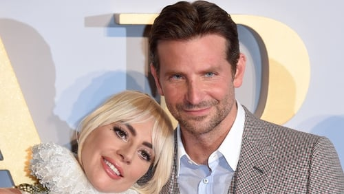 Looks like it's going to be Lady Gaga and Bradley Cooper's night
