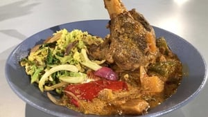 Arun Kapil's Jalfrezi Lamb Shanks: Today