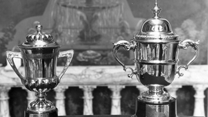 The original Cheltenham Gold Cup (l)