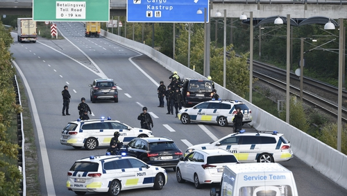 Significant Danish Police Operation Cuts Off Copenhagen Island From Sweden and Germany
