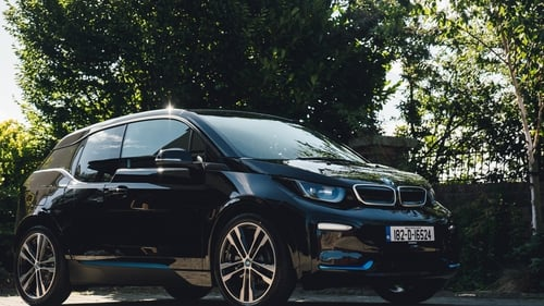 The battery capacity of the new i3 is now double that of the original car, launched 5 years ago