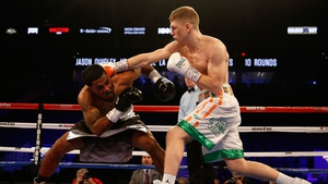 Jason Quigley is now based in Sheffield