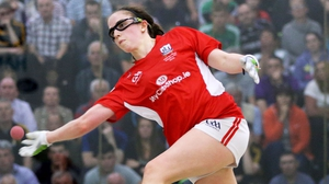 Catriona Casey lost the World Championships final in Minnesota last month.