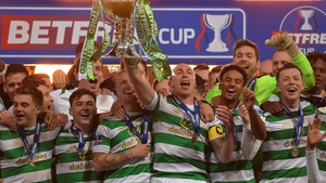Celtic face Hearts at Hampden Park straight after the Aberdeen-Rangers tie