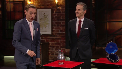 Antiques Game | The Late Late Show