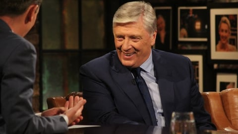 Pat Kenny | The Late Late Show