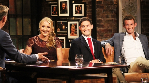 Paul & Gary O'Donovan & Sanita Puspure | The Late Late Show