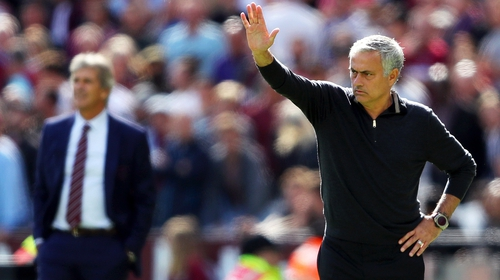 Mourinho says Pogba will start on Saturday against West Ham