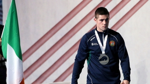 Joe Ward was among the medals for Ireland again