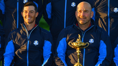 """Thomas Bjorn: """"He's a fantastic player. He likes to play fast. He doesn't like to be held up"""""""