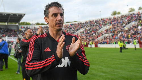 Gary Neville slam club hierarchy but insists Jose Mourinho is blameless
