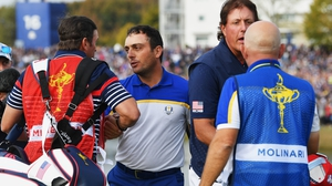 Europe are the champions of the Ryder Cup