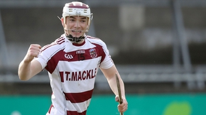 Brian Cassidy scored 1-02 off the bench for Slaughtneil