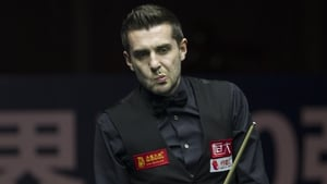 Selby whitewashed Williams