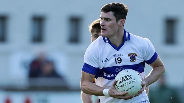 Diarmuid Connolly returned to senior football