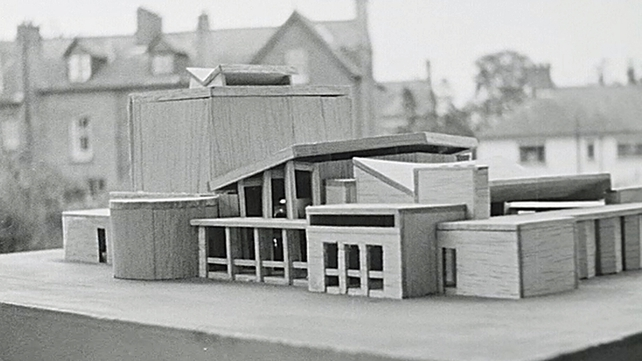 Plans for the Lyric Theatre Belfast