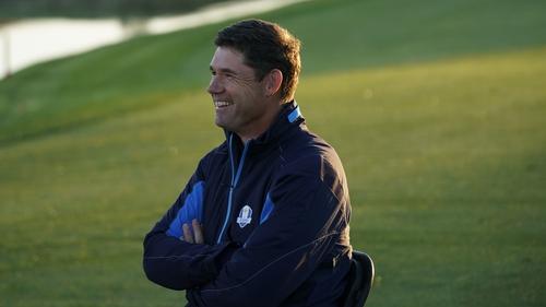 Padraig Harrington wants to captain the next European Ryder Cup team