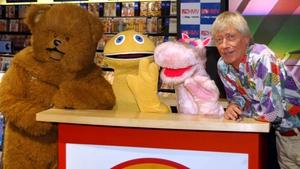 Rainbow presenter Geoffrey Hayes has died aged 76