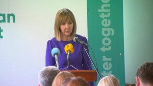 Joan Freeman was speaking at the launch of her campaign