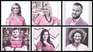 The RTÉ Guide goes pink for Breast Cancer Ireland